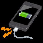 スマートフォンが充電できない-マイクロUSBの修理