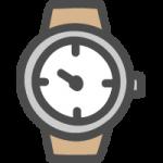 100円ショップ ダイソーの腕時計