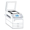 コンビニFAXのヘッダー表示(発信元)、料金、使い方について